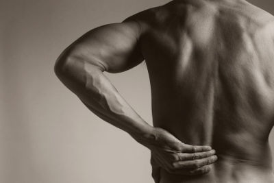 Sports injuries - back