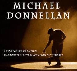 Michael Donnellan - Dancer